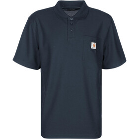 Carhartt Work Pocket Polo Men navy